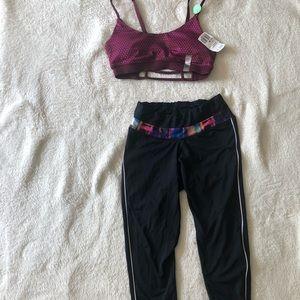 Small Active capris leggings